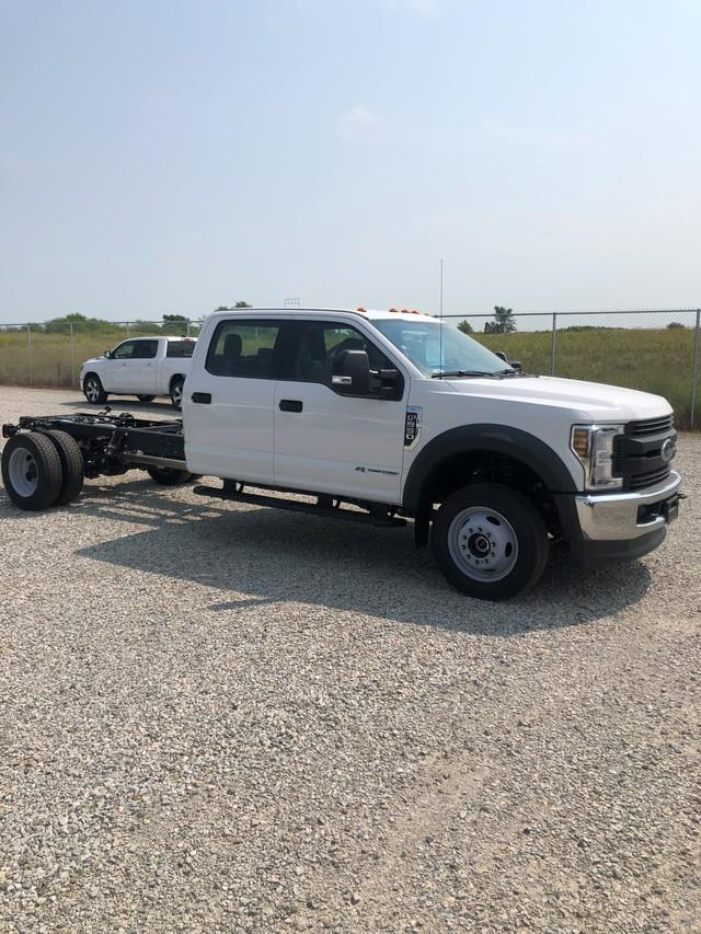 2019 Ford F-550 Crew Cab DRW 4x4, Cab Chassis #FE204382 - photo 9