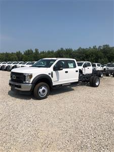 2019 Ford F-550 Crew Cab DRW 4x4, Cab Chassis #FE204382 - photo 1