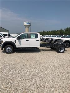 2019 Ford F-550 Crew Cab DRW 4x4, Cab Chassis #FE204382 - photo 3