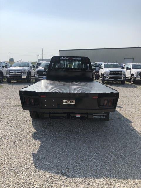 2020 Ford F-550 Regular Cab DRW RWD, Knapheide PGNB Gooseneck Platform Body #FE204385 - photo 6