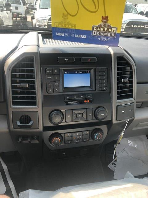 2020 Ford F-550 Regular Cab DRW RWD, Knapheide PGNB Gooseneck Platform Body #FE204385 - photo 9