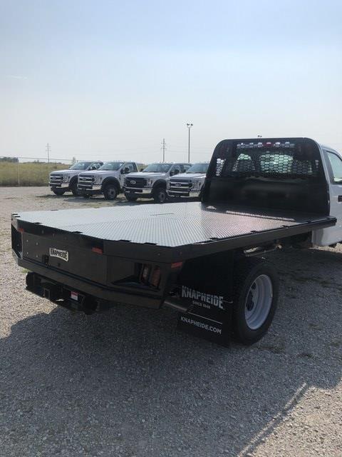 2020 Ford F-550 Regular Cab DRW 4x4, Knapheide PGNB Gooseneck Platform Body #FE204386 - photo 2