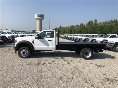 2020 Ford F-550 Regular Cab DRW 4x4, Knapheide PGNB Gooseneck Platform Body #FE204386 - photo 3