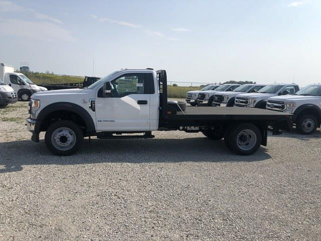 2020 Ford F-550 Regular Cab DRW 4x2, Freedom Rodeo Platform Body #FE204392 - photo 5