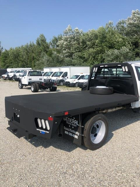 2020 Ford F-550 Regular Cab DRW 4x2, Freedom Rodeo Platform Body #FE204392 - photo 2
