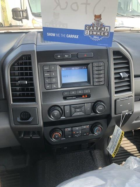 2020 Ford F-550 Regular Cab DRW 4x2, Freedom Rodeo Platform Body #FE204394 - photo 9
