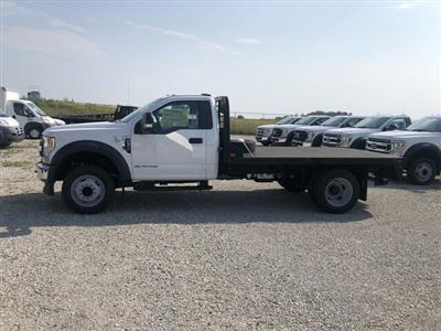 2020 Ford F-550 Regular Cab DRW RWD, Freedom Rodeo Platform Body #FE204394 - photo 4