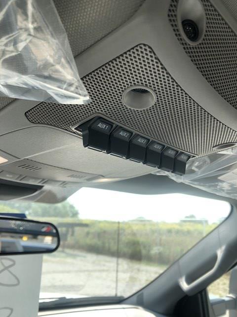 2020 Ford F-550 Regular Cab DRW 4x4, Freedom Rodeo Platform Body #FE204397 - photo 9