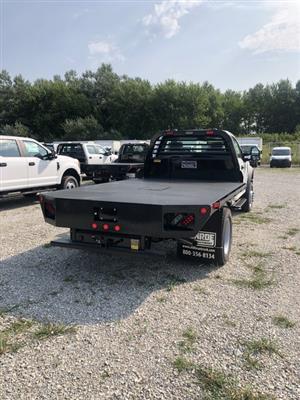 2020 Ford F-550 Regular Cab DRW 4x4, Freedom Rodeo Platform Body #FE204397 - photo 2