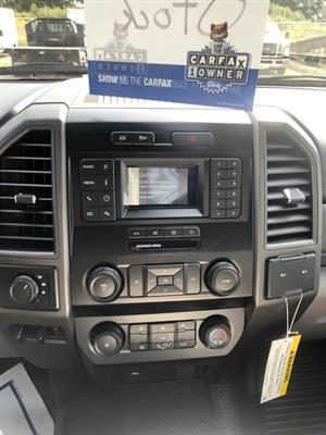 2020 Ford F-550 Regular Cab DRW 4x4, Freedom Rodeo Platform Body #FE204397 - photo 8
