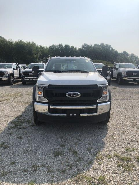 2020 Ford F-550 Regular Cab DRW 4x4, Freedom Rodeo Platform Body #FE204403 - photo 4
