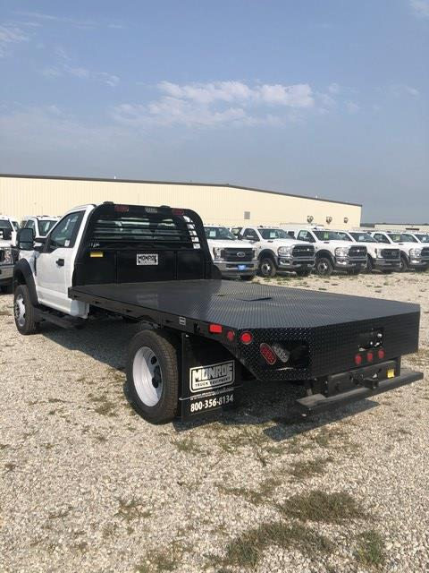 2020 Ford F-550 Regular Cab DRW 4x4, Freedom Platform Body #FE204403 - photo 1