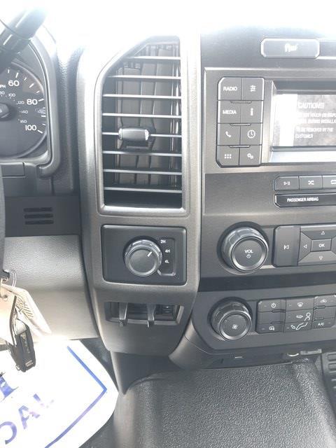 2020 Ford F-550 Regular Cab DRW 4x4, Freedom Rodeo Platform Body #FE204403 - photo 8
