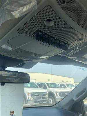 2020 Ford F-550 Regular Cab DRW 4x4, Freedom Rodeo Platform Body #FE204403 - photo 10