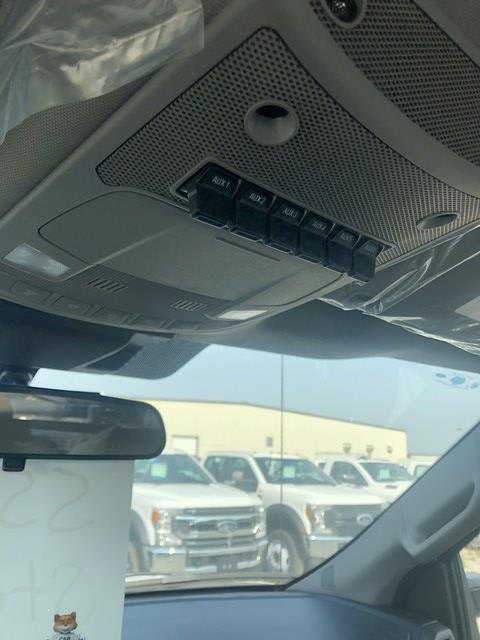 2020 Ford F-550 Regular Cab DRW 4x4, Freedom Rodeo Platform Body #FE204404 - photo 11
