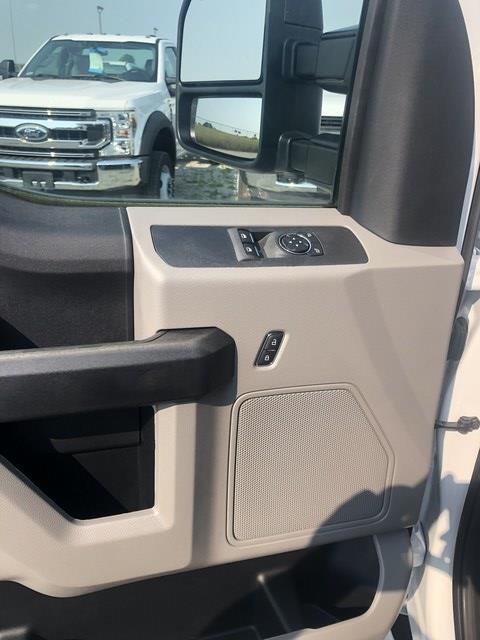2020 Ford F-550 Regular Cab DRW 4x4, Freedom Rodeo Platform Body #FE204404 - photo 7