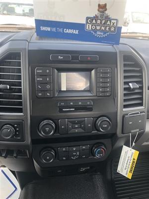 2020 Ford F-550 Regular Cab DRW 4x4, Freedom Rodeo Platform Body #FE204404 - photo 10