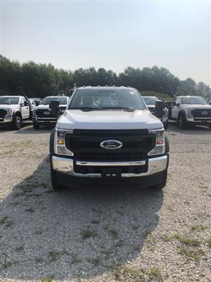2020 Ford F-550 Regular Cab DRW 4x4, Freedom Rodeo Platform Body #FE204404 - photo 5