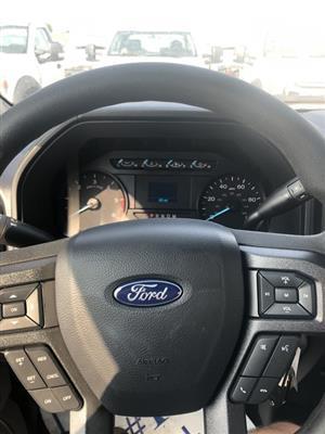 2020 Ford F-550 Regular Cab DRW 4x4, Freedom Rodeo Platform Body #FE204404 - photo 8