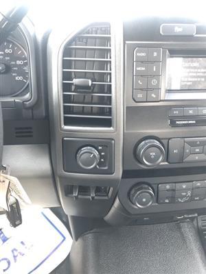2020 Ford F-550 Regular Cab DRW 4x4, Freedom Rodeo Platform Body #FE204404 - photo 9