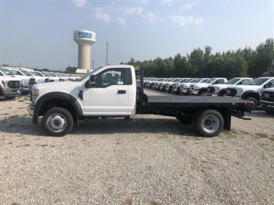 2020 Ford F-550 Regular Cab DRW 4x4, Freedom Rodeo Platform Body #FE204405 - photo 4