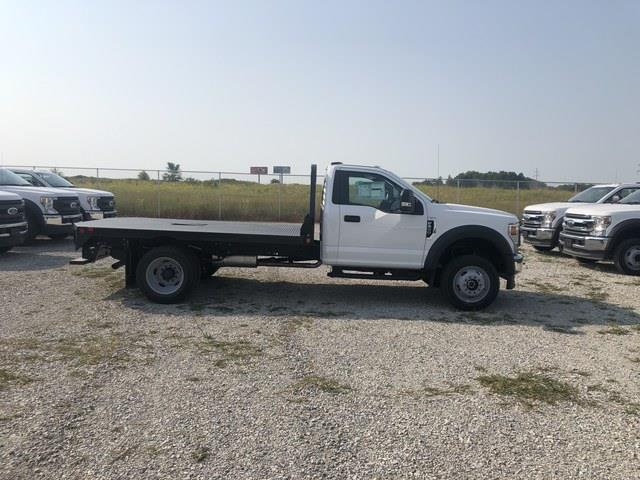 2020 Ford F-550 Regular Cab DRW 4x4, Freedom Rodeo Platform Body #FE204406 - photo 11