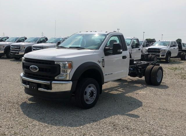 2020 Ford F-550 Regular Cab DRW 4x4, Cab Chassis #FE204408 - photo 1