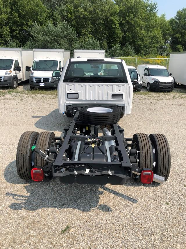 2020 Ford F-550 Regular Cab DRW 4x4, Cab Chassis #FE204408 - photo 2