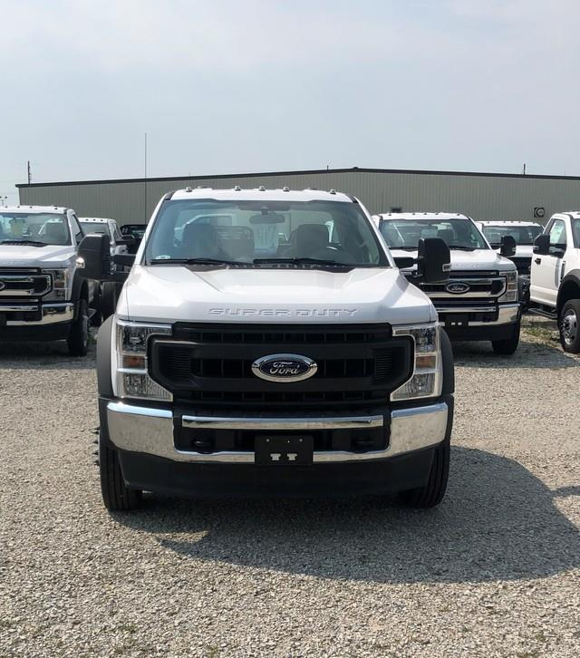 2020 Ford F-550 Regular Cab DRW 4x4, Cab Chassis #FE204408 - photo 4
