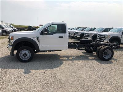 2020 Ford F-550 Regular Cab DRW 4x4, Cab Chassis #FE204408 - photo 3