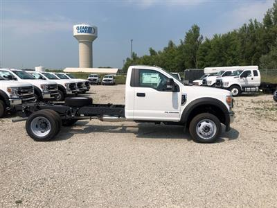 2020 Ford F-550 Regular Cab DRW 4x4, Cab Chassis #FE204408 - photo 5