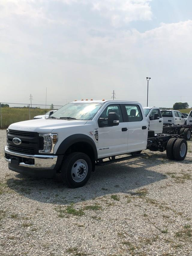 2019 Ford F-550 Crew Cab DRW 4x4, Cab Chassis #FE204409 - photo 1