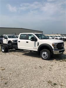 2019 Ford F-550 Crew Cab DRW 4x4, Cab Chassis #FE204409 - photo 5