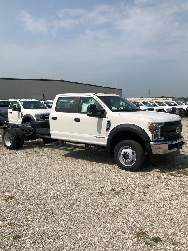 2019 Ford F-550 Crew Cab DRW 4x4, Cab Chassis #FE204410 - photo 5
