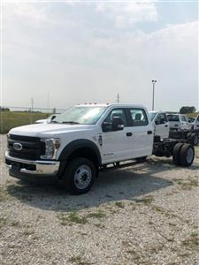 2019 Ford F-550 Crew Cab DRW 4x4, Cab Chassis #FE204410 - photo 1