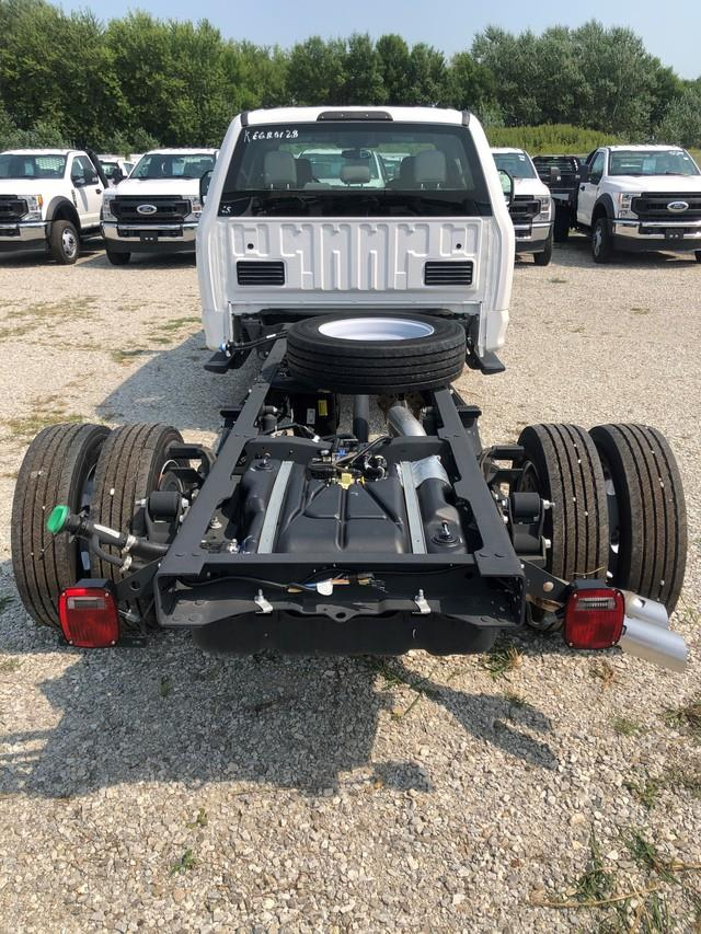 2019 Ford F-550 Crew Cab DRW 4x4, Cab Chassis #FE204411 - photo 2