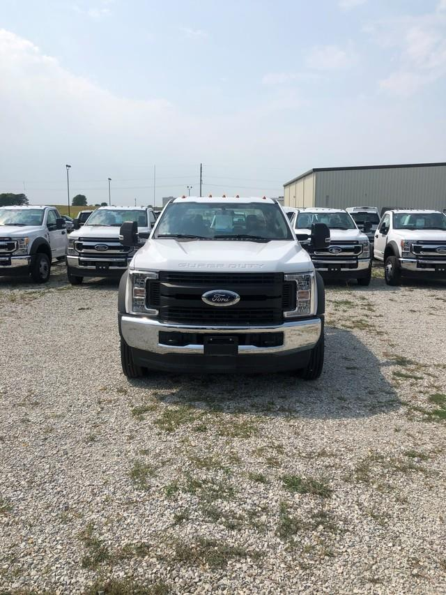 2019 Ford F-550 Crew Cab DRW 4x4, Cab Chassis #FE204412 - photo 4