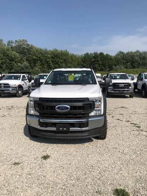 2020 Ford F-550 Regular Cab DRW RWD, CM Truck Beds RD Model Platform Body #FE204419 - photo 3