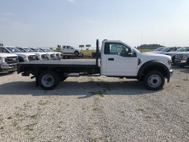 2020 Ford F-550 Regular Cab DRW RWD, CM Truck Beds RD Model Platform Body #FE204419 - photo 6