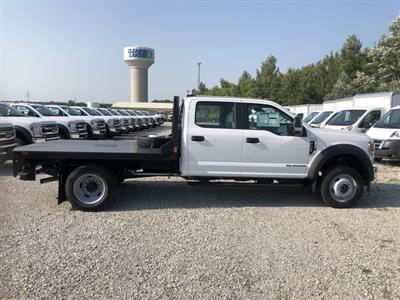 2020 Ford F-550 Crew Cab DRW 4x4, CM Truck Beds RD Model Platform Body #FE204422 - photo 4
