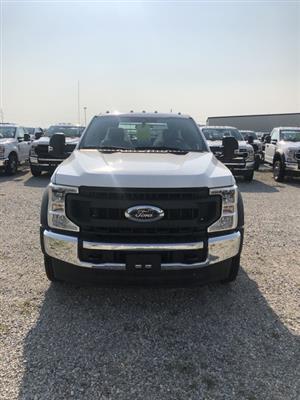 2020 Ford F-550 Crew Cab DRW 4x4, CM Truck Beds RD Model Platform Body #FE204423 - photo 3
