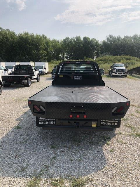 2020 Ford F-550 Regular Cab DRW 4x4, Hillsboro Platform Body #FE204427 - photo 10