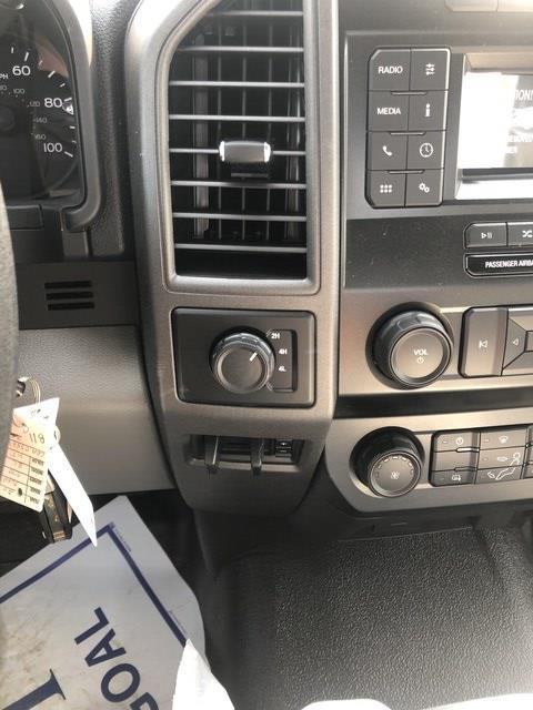 2020 Ford F-550 Regular Cab DRW 4x4, Hillsboro Platform Body #FE204427 - photo 7
