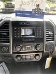 2020 Ford F-550 Regular Cab DRW 4x4, Hillsboro Platform Body #FE204427 - photo 8