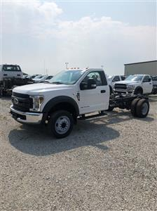 2019 Ford F-550 Regular Cab DRW RWD, Cab Chassis #FE204451 - photo 1