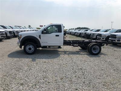 2019 Ford F-550 Regular Cab DRW RWD, Cab Chassis #FE204452 - photo 3