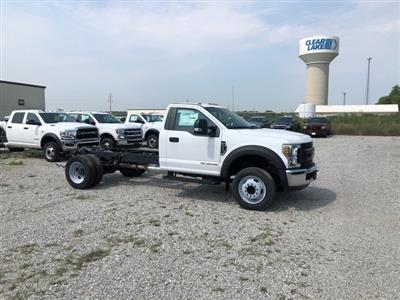 2019 Ford F-550 Regular Cab DRW RWD, Cab Chassis #FE204452 - photo 4