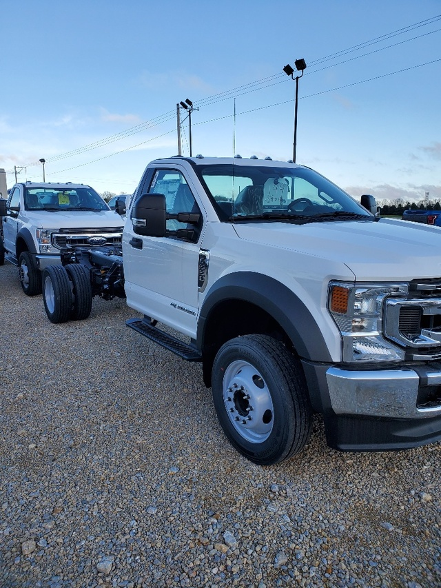 2020 Ford F-550 Regular Cab DRW RWD, Cab Chassis #FE204461 - photo 4