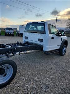 2020 Ford F-550 Regular Cab DRW RWD, Cab Chassis #FE204470 - photo 4