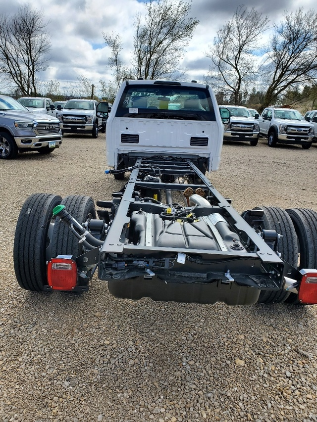 2020 Ford F-550 Regular Cab DRW RWD, Cab Chassis #FE204495 - photo 4